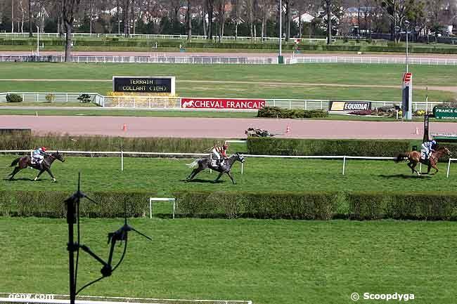 06/04/2010 - Enghien - Prix Rose or No : Arrivée