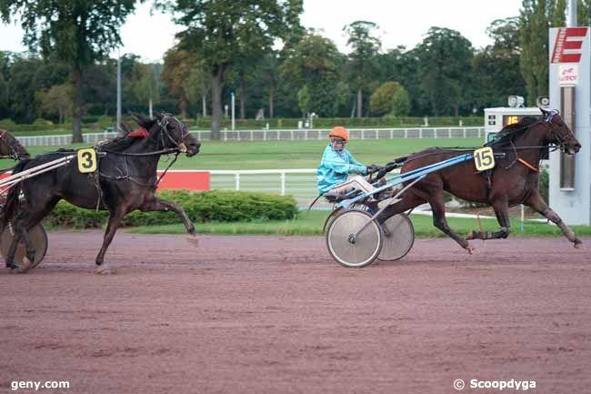 09/10/2019 - Enghien - Prix de la Porte de Champerret : Arrivée