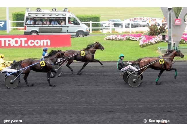 06/09/2014 - Vincennes - Prix de Montier-en-Der : Arrivée