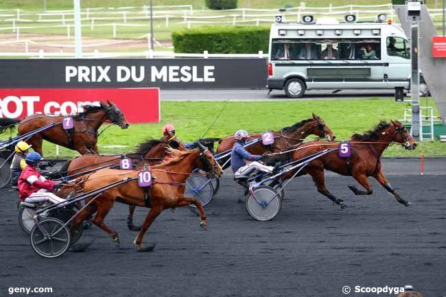 13/02/2018 - Vincennes - Prix du Mesle : Arrivée