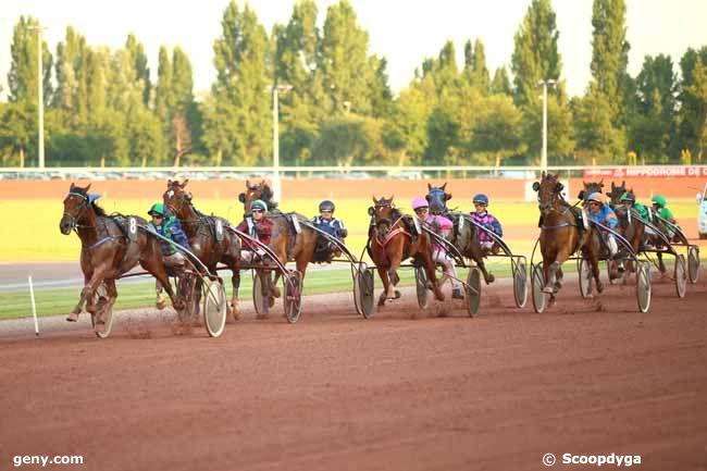 03/08/2018 - Cabourg - Prix du Conseil Départemental du Calvados : Arrivée