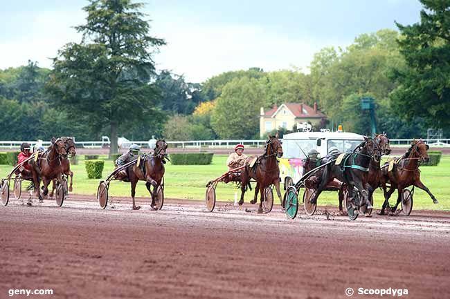 09/10/2019 - Lyon-Parilly - Prix de Vendée : Result
