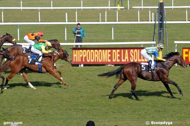 23/03/2010 - Fontainebleau - Prix du Conseil Municipal de Fontainebleau : Arrivée