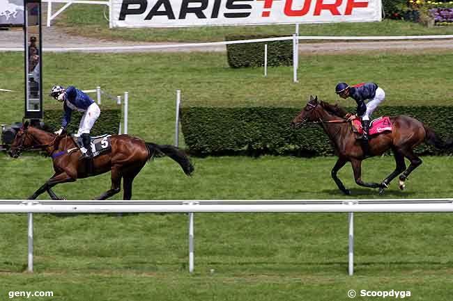 05/07/2011 - Clairefontaine-Deauville - Prix Léopold d'Orsetti : Arrivée