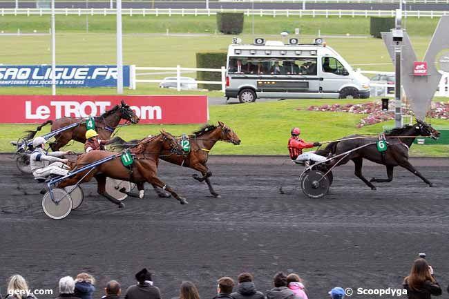 21/03/2015 - Vincennes - Prix du Bois de Vincennes : Arrivée