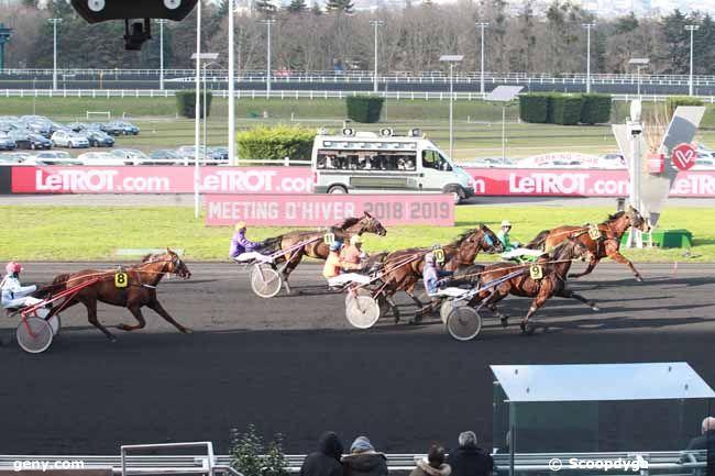 03/02/2019 - Vincennes - Grand Prix d'Afrique : Arrivée