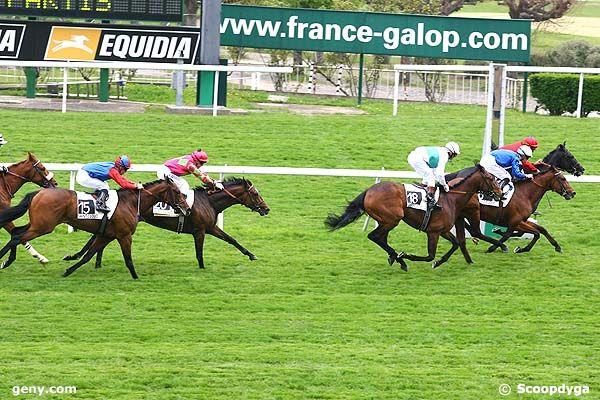 22/04/2008 - Saint-Cloud - Prix du Béarn : Arrivée