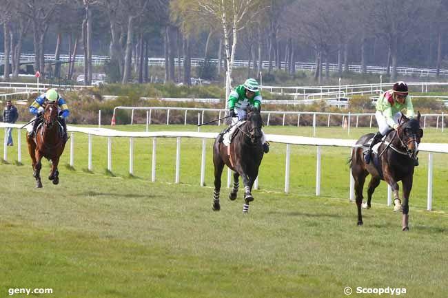 14/04/2019 - Fontainebleau - Prix du Nivernais (Paris uniquement sur Internet) : Arrivée