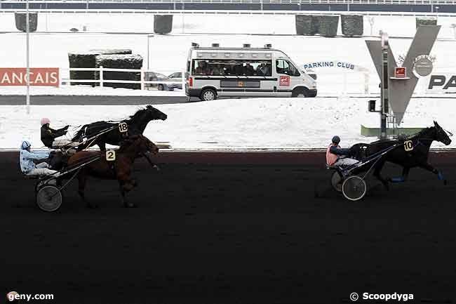 06/01/2009 - Vincennes - Prix du Limousin : Arrivée