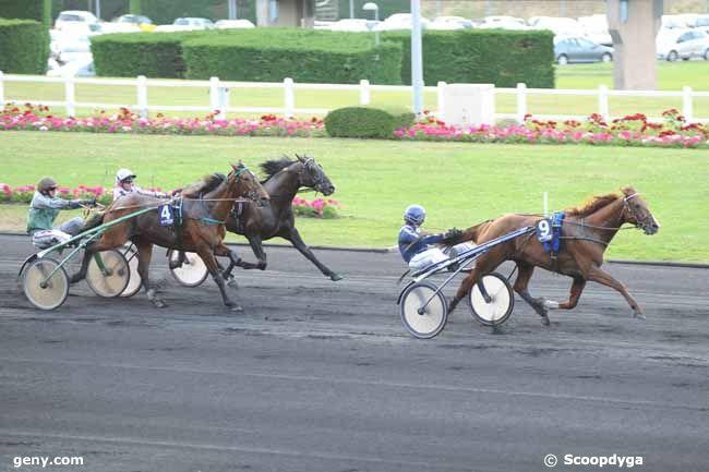 03/06/2011 - Vincennes - Prix Chambon P : Arrivée