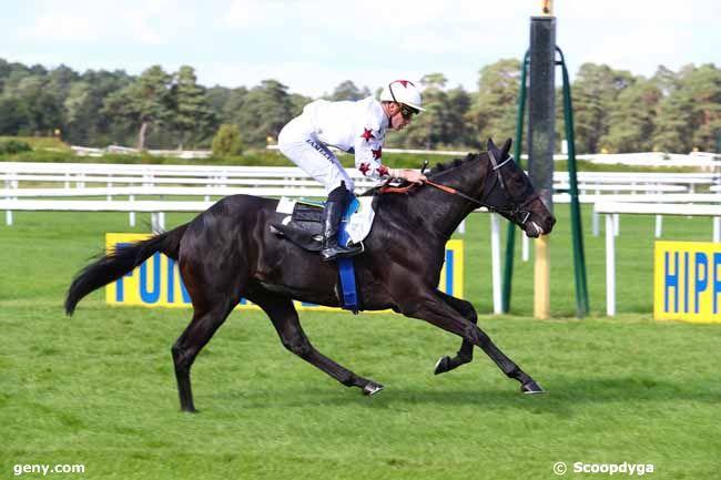 19/09/2017 - Fontainebleau - Prix du Petit Trianon : Arrivée