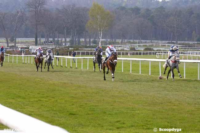 14/04/2019 - Fontainebleau - Prix des Acacias : Arrivée