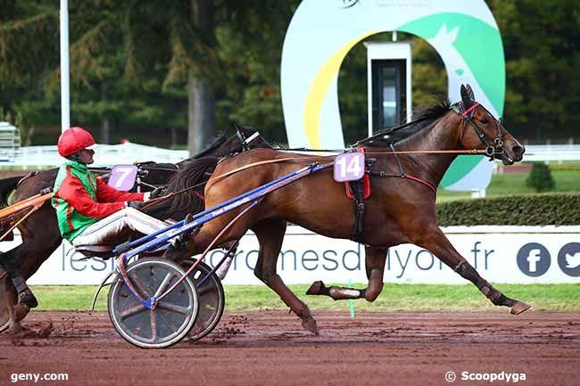 09/10/2019 - Lyon-Parilly - Prix de Beauvaisis : Arrivée