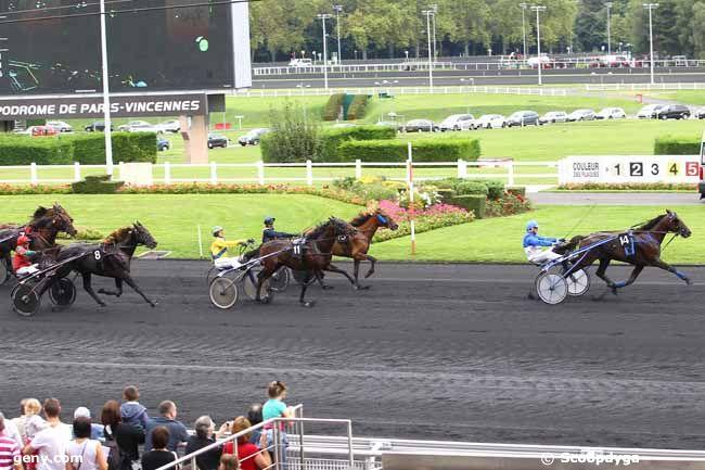 22/09/2013 - Vincennes - Prix de Clermont-Ferrand : Arrivée