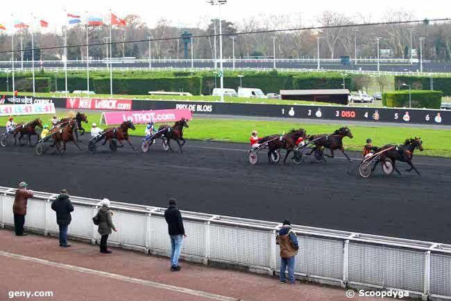 07/12/2017 - Vincennes - Prix de Blois : Arrivée