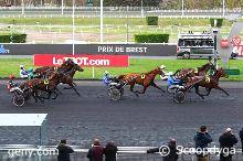 20/01/2018 - Vincennes - Prix de Brest : Arrivée