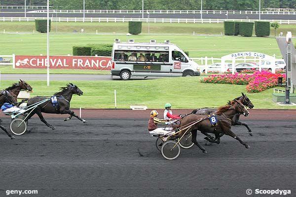 07/06/2008 - Vincennes - Prix de Villeneuve-Sur-Lot : Arrivée