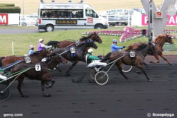 01/02/2009 - Vincennes - Prix de Champtoce : Arrivée