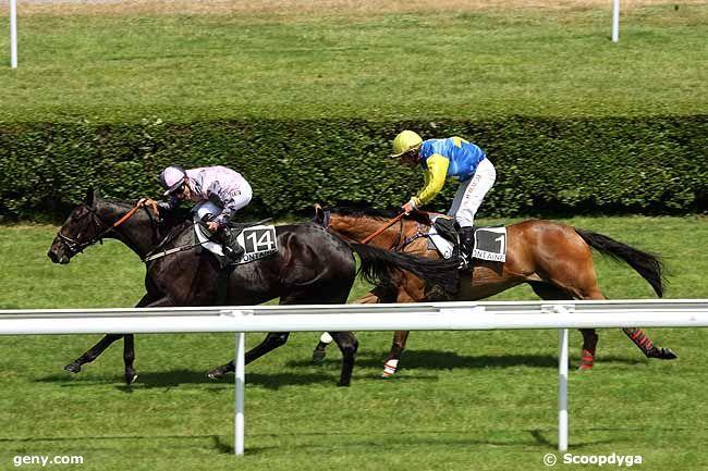 06/07/2010 - Clairefontaine-Deauville - Prix Léopold d'Orsetti : Arrivée