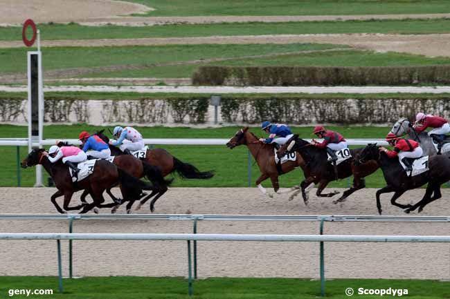 22/12/2014 - Deauville - Prix du Bocage Normand : Arrivée