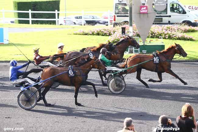 17/06/2016 - Vincennes - Prix Eudora : Arrivée