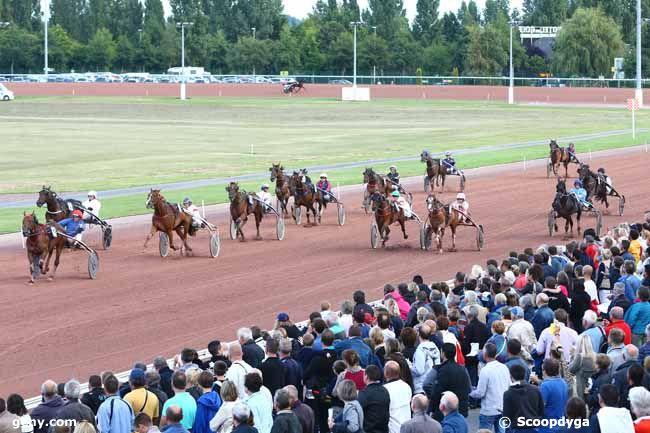 19/08/2016 - Cabourg - Prix des Cardamines : Arrivée