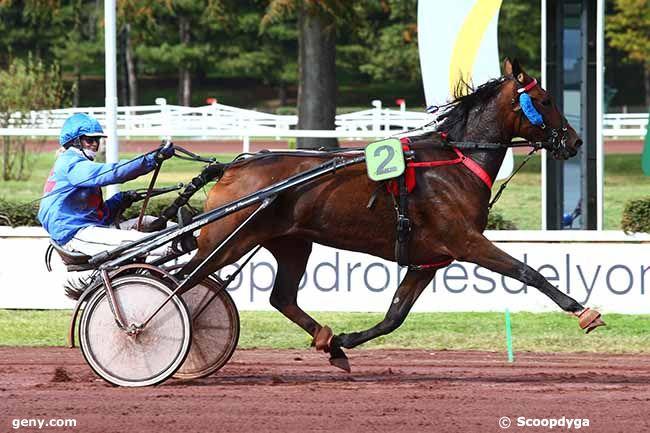 09/10/2019 - Lyon-Parilly - Prix du Dracenois : Arrivée