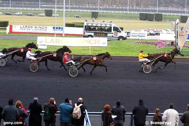 06/02/2010 - Vincennes - Prix de Sauternes : Arrivée