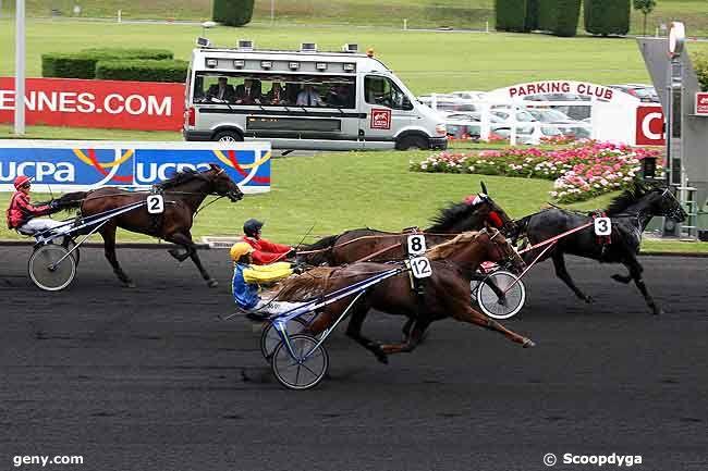 20/06/2010 - Vincennes - Prix de Grosbois : Arrivée