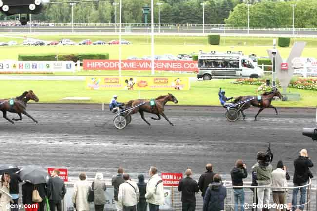 16/06/2012 - Vincennes - Prix René Ballière : Arrivée