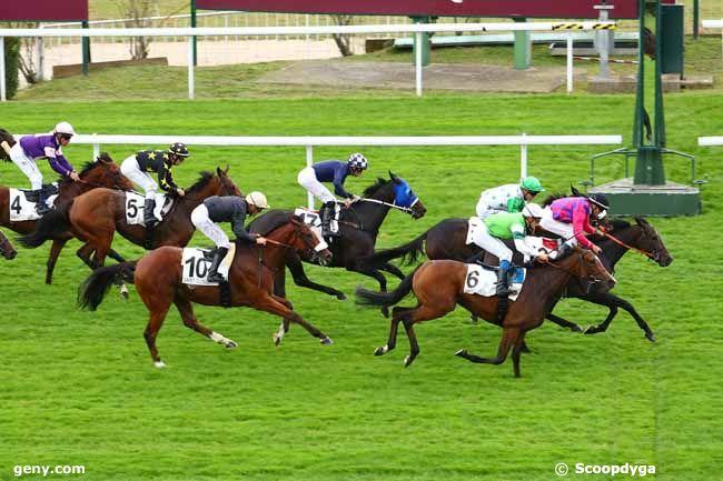 29/09/2017 - Saint-Cloud - Prix du Lieu Féral : Arrivée