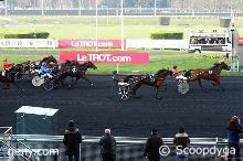 07/12/2016 - Vincennes - Prix de la Ville de Royan : Result