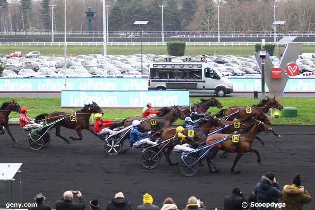 06/01/2019 - Vincennes - Prix le Parisien - Prix de Lille : Arrivée