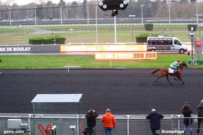 11/01/2019 - Vincennes - Prix de Boulay : Result