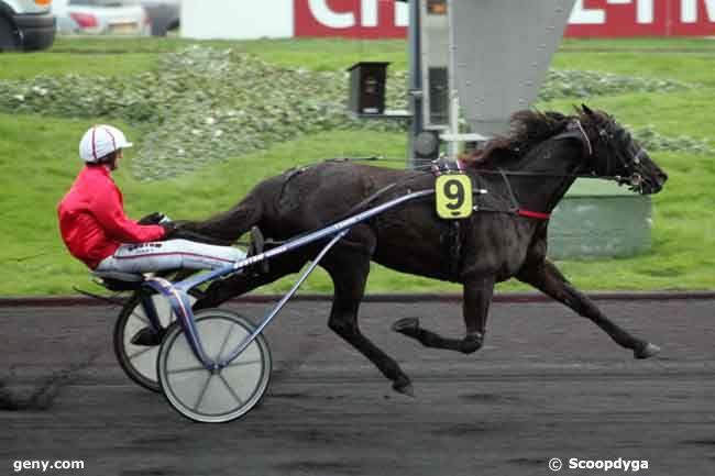 03/01/2010 - Vincennes - Prix de Bourgogne : Arrivée