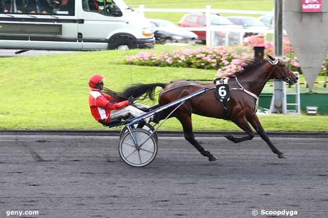 17/06/2016 - Vincennes - Prix Tolosa : Arrivée