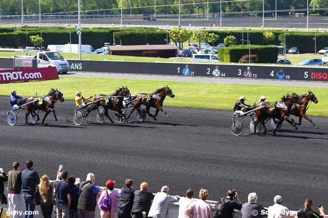 05/05/2018 - Vincennes - Critérium des 4 ans : Arrivée