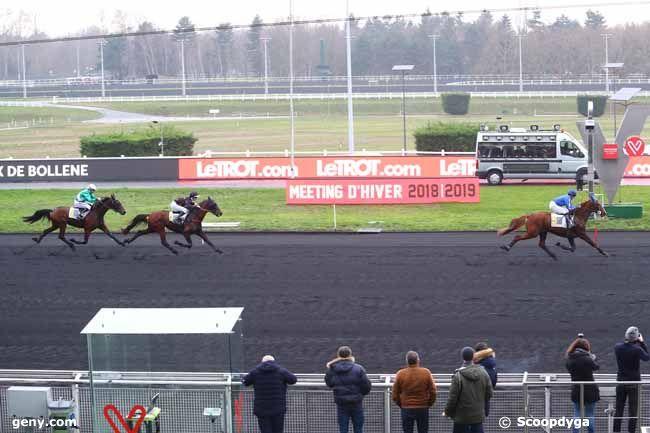11/01/2019 - Vincennes - Prix de Bollène : Arrivée
