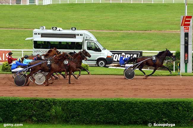 23/05/2009 - Enghien - Prix de l'Obélisque : Arrivée