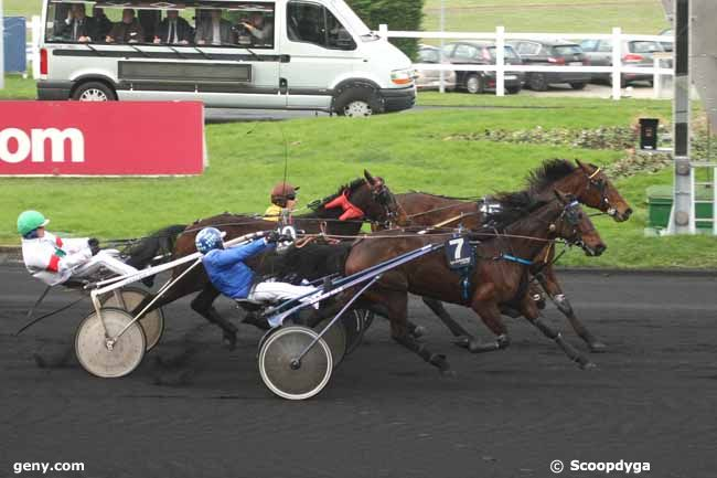 30/12/2014 - Vincennes - Prix de Poitiers : Arrivée