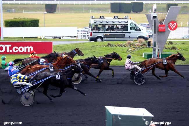 09/01/2017 - Vincennes - Prix de l'Aveyron : Arrivée