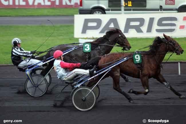 03/01/2010 - Vincennes - Prix de Bar-le-Duc : Arrivée