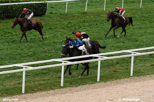 20/12/2011 - Pau - Prix Georges Pastre : Arrivée