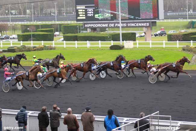 21/12/2012 - Vincennes - Prix d'Amboise : Arrivée
