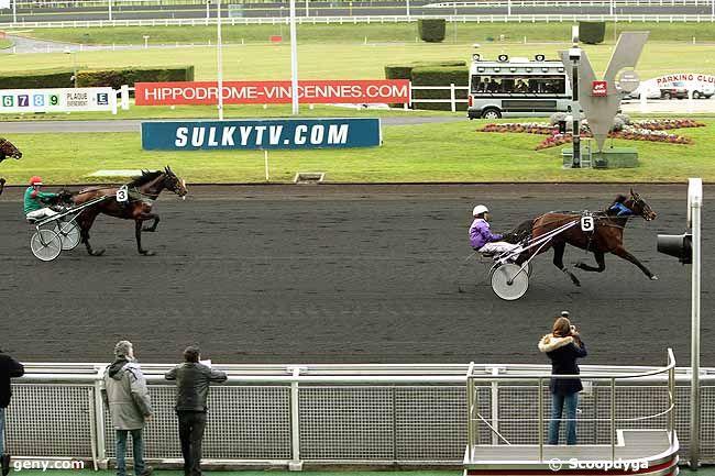 11/02/2013 - Vincennes - Prix de Blain-Bouvron-le-Gâvre : Arrivée
