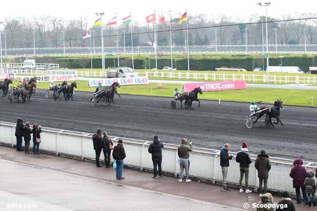 02/01/2017 - Vincennes - Prix de Nozay : Arrivée