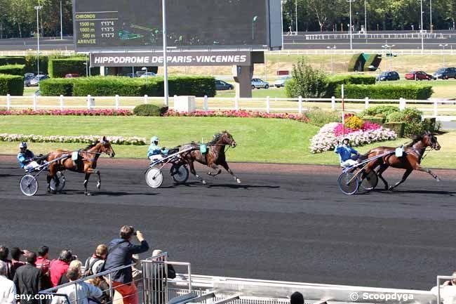 01/09/2012 - Vincennes - Critérium des 5 Ans : Arrivée