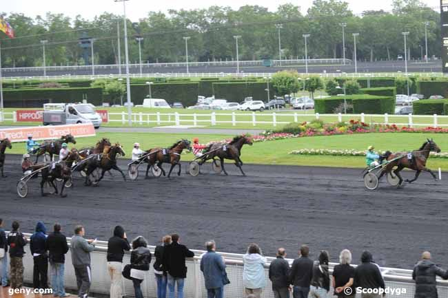 15/06/2012 - Vincennes - Prix Eudora : Arrivée
