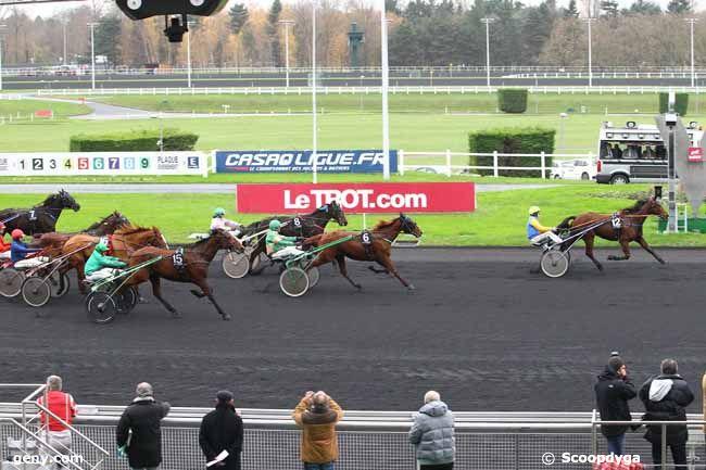 10/12/2014 - Vincennes - Prix Poitou-Charentes : Arrivée
