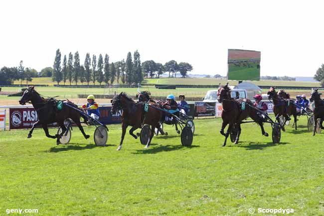 02/09/2018 - Craon - Trophée Vert (Finale) : Arrivée